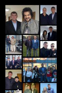 Алексей Потапов и звезды российского шоу-бизнеса. Фрагмент истории создания сайта Lord Trans от Fenneco