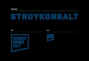 Корпоративный сайт центра документального сопровождения строительства Stroykonsalt. Сделано в Fenneco